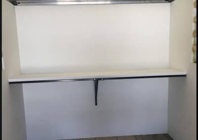 Single Utility Shelf