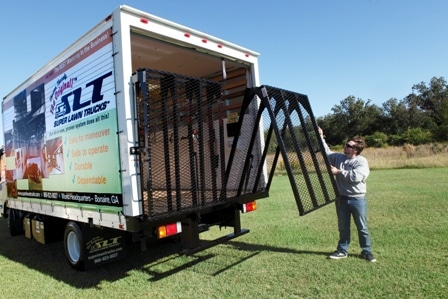 Truck Beds For Sale >> MR-750 - Manual Loading Ramp $1,295 each - Super Lawn Trucks