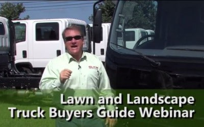 Super Lawn Trucks Announces Free Truck Buyers Webinar! Link Below!