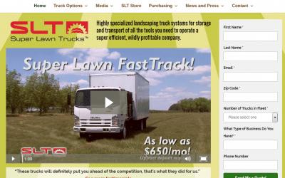 Cutting Edge Technology the Focus of NEW SLT Website