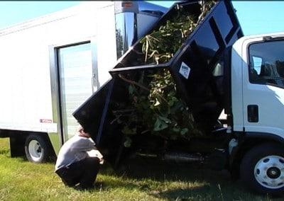 SLT Debris Dumper