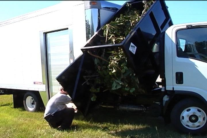 Debris Dumper 5.0 Introduced by Super Lawn Trucks