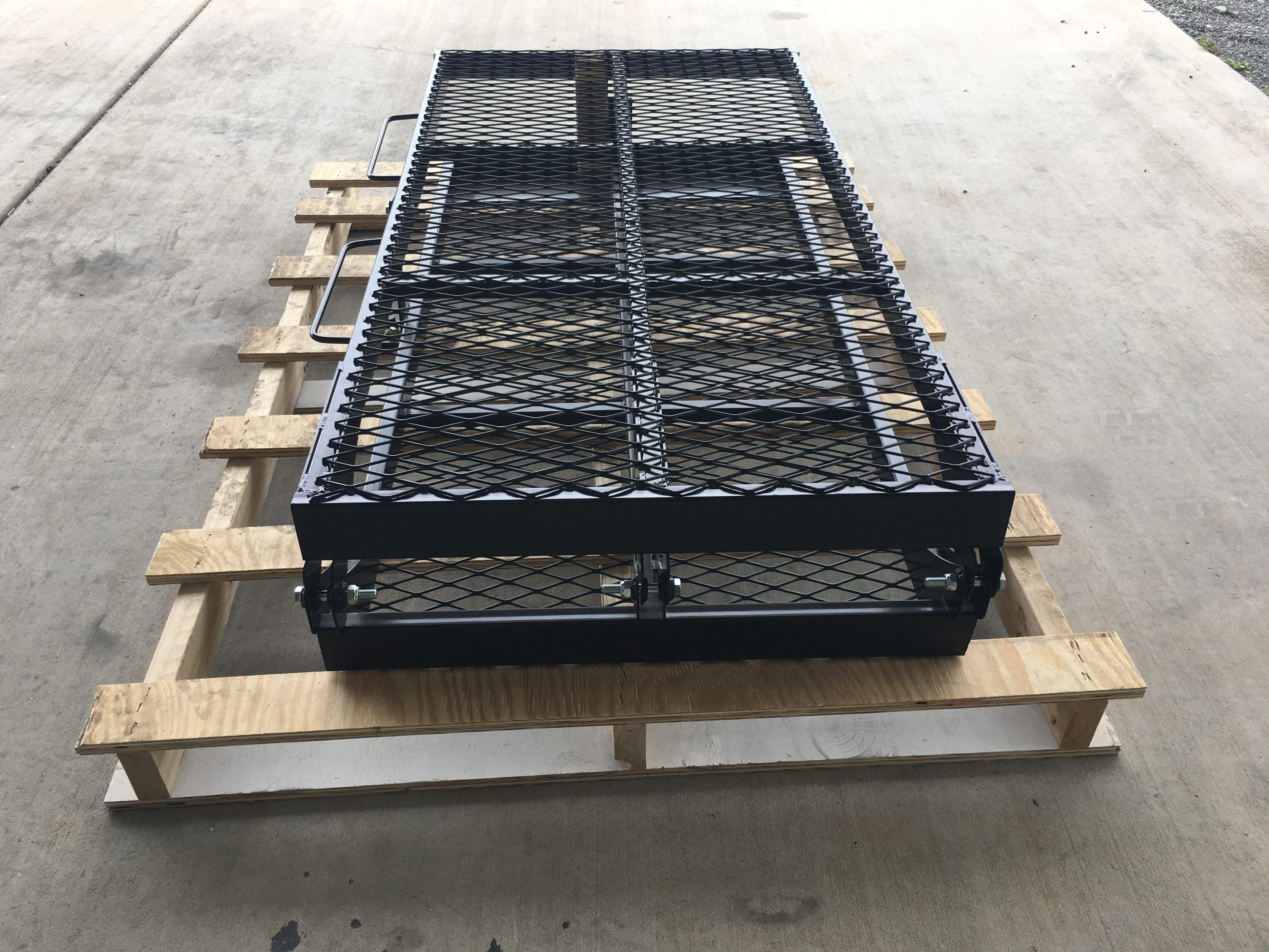 MR-550 – Manual Loading Ramp