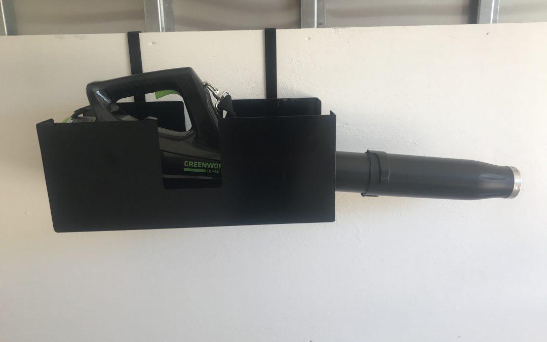 Multi Storage Rack For Greenworks Tools $199