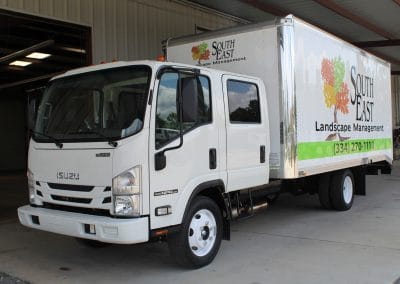 SouthEast Lanscaping Truck (2)