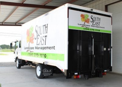 SouthEast Lanscaping Truck (4)
